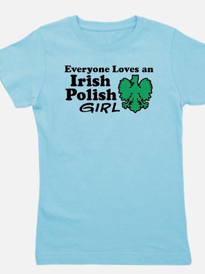 Irish Polish Girl T-Shirt