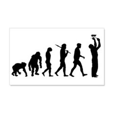 Electrician Sparky Wall Decal