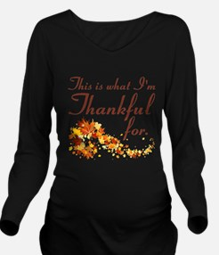 Thankful For T-Shirt