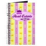 Estate agent Journals & Spiral Notebooks