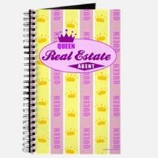 RETRO QUEEN (Purple) Journal