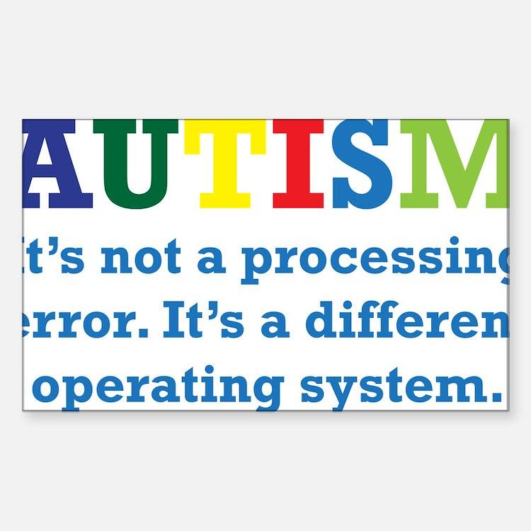 Autism awarnes Decal