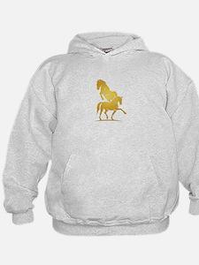 i love horse Sweatshirt