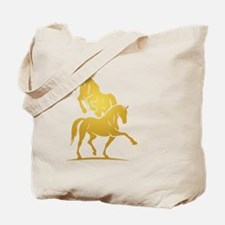 i love horse Tote Bag