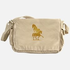 i love horse Messenger Bag