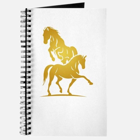 i love horse Journal