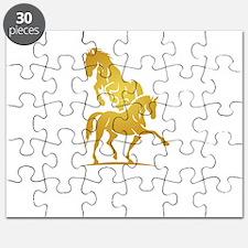 i love horse Puzzle