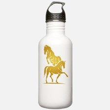 i love horse Sports Water Bottle
