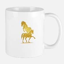 i love horse Mugs