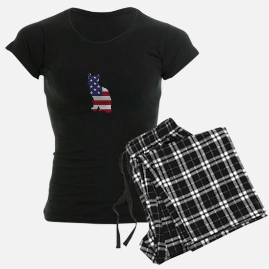 American Flag - Cat Pajamas