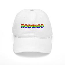 Rodrigo Gay Pride (#004) Baseball Cap