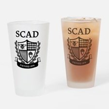 Cute Scad Drinking Glass