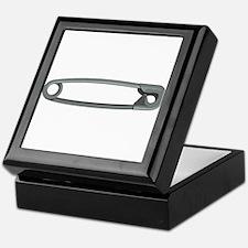 SafetyPIN Keepsake Box
