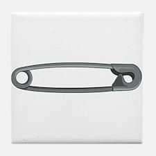 SafetyPIN Tile Coaster