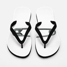SafetyPIN Flip Flops