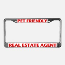 PET FRIENDLY Plate Frame