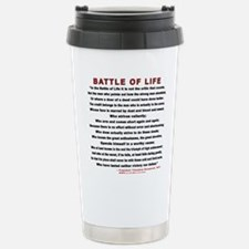 Unique Arena Travel Mug