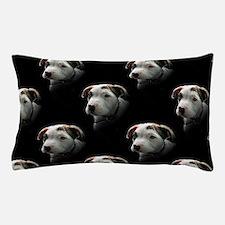 Pit Bull T-Bone Puppy Pillow Case