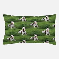Pit Bull T-Bone Pillow Case