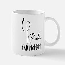 CAD Monkey Mugs