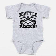 Seattle Rocks Body Suit