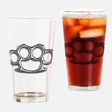 Bruiser Drinking Glass