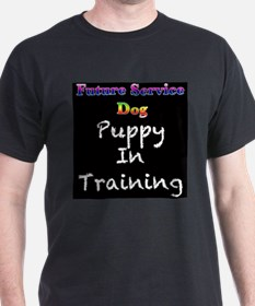 PDPM future SD Puppy in training T-Shirt