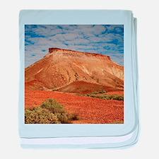 The Breakaways, Outback Australia 2 baby blanket