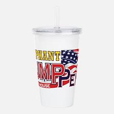 Triumphant Trump Pence Acrylic Double-Wall Tumbler