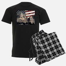 Patriotic Mount Rushmore Pajamas