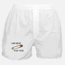 SAFETY PIN Boxer Shorts