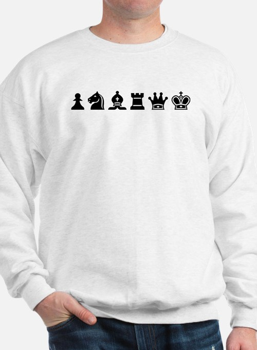 chess_symbols Sweatshirt