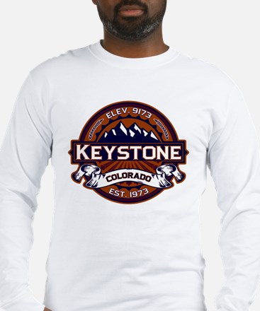 Keystone Vibrant Long Sleeve T-Shirt