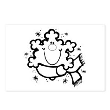 FLAKEY Postcards (Package of 8)