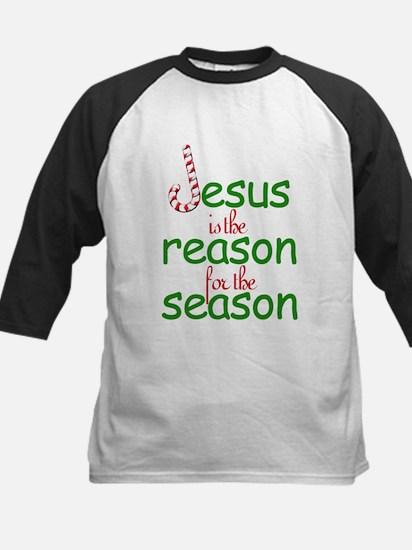 Jesus Is The Reason For The Season Baseball Jersey
