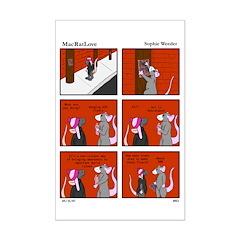 Rat is Resistance (Comic 3) Posters