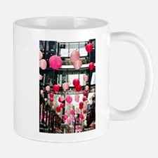 I??DC - Cherry blossom lanterns Mugs