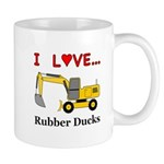 I Love Rubber Ducks Mug