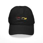 I Love Diggers Black Cap