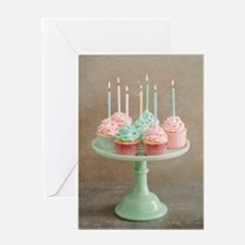 Cute Buttercream Greeting Card