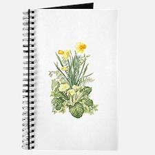 Spring Flowers Journal