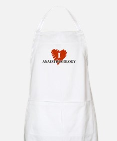 I Love Anaesthesiology BBQ Apron