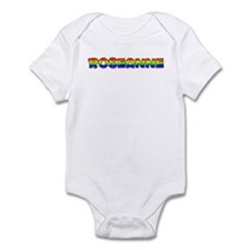 Roseanne Gay Pride (#004) Infant Bodysuit