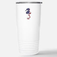 Seahorse - American Fla Stainless Steel Travel Mug