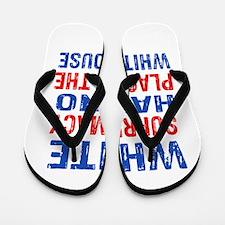 Anti Trump designs Flip Flops