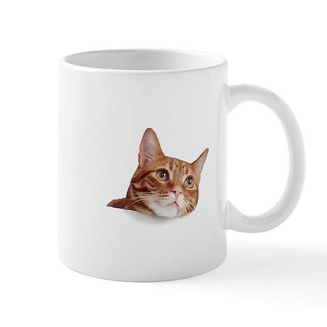 Cat Longing Mug