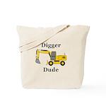 Digger Dude Tote Bag