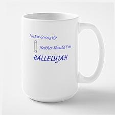 Hallelujah Mugs