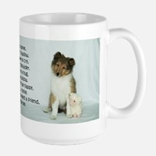 I'll Be Your Friend Mugs