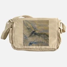 Cute Eagle Messenger Bag